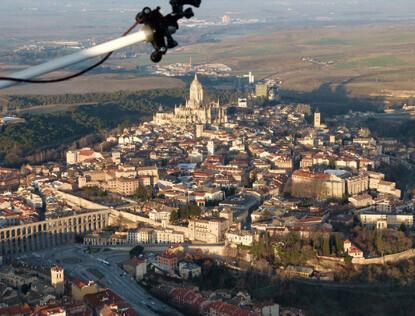 Vuelos y paseos en Globo baratos en Segovia